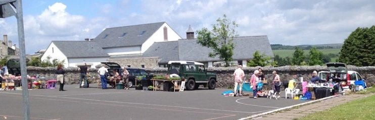 Princetown car boot sale