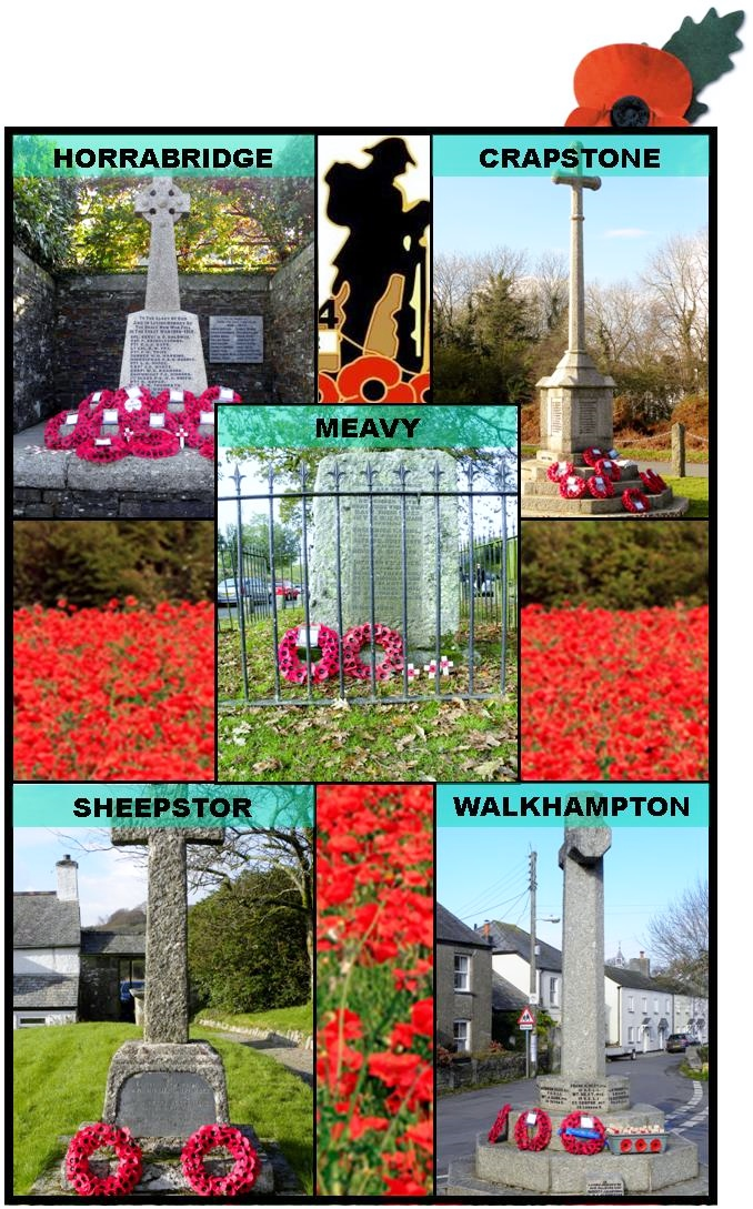 War Memorials in Benefice
